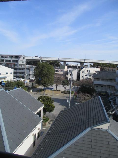 西高島平駅 徒歩6分景色