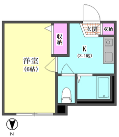 Sha-Maison DIAS・S  B 206号室