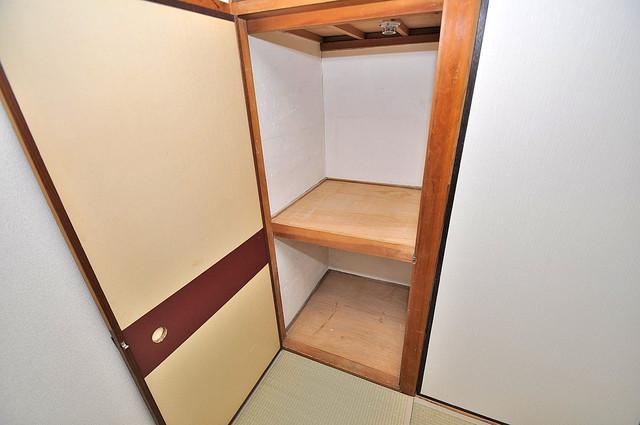 アメニティ深江橋 もちろん収納スペースも確保。いたれりつくせりのお部屋です。
