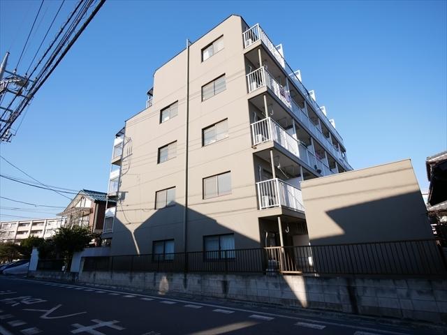上福岡第2宝マンション外観