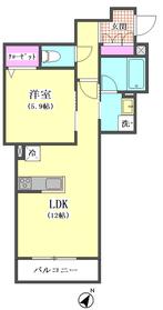 (仮)北嶺町シャーメゾン 303号室