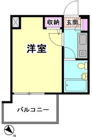 南行徳パークスクエア 408号室
