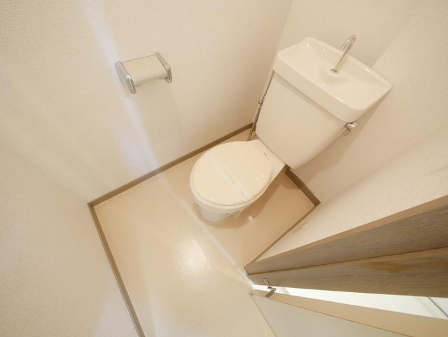 ハピネス渋谷トイレ