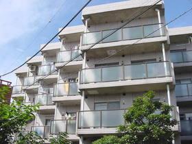 雁行型の建物(南側)