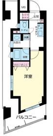 センチュリー新横浜いちょう通り2階Fの間取り画像