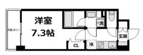 ロイジェント磯子4階Fの間取り画像