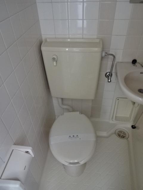 ヒルズ白楽トイレ