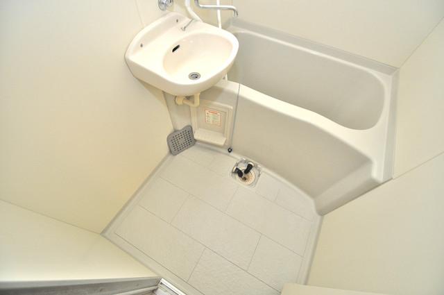 イスタナ・フセ 機能的なバスルームはトイレと別々なので、広々としていますよ。