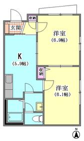 ロジュマン西大井 101号室