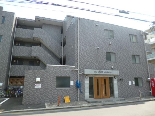 スカイコート高円寺第5の外観画像