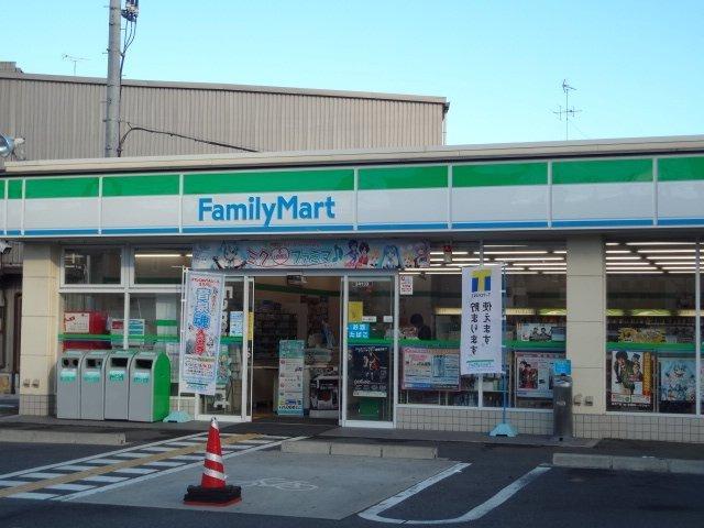 ファミリーマート貝塚二色の浜店
