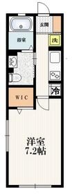 赤羽北3丁目計画1階Fの間取り画像