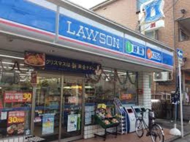 ローソン堺石津川駅前店