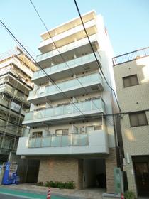 スカイコート菊川の外観画像