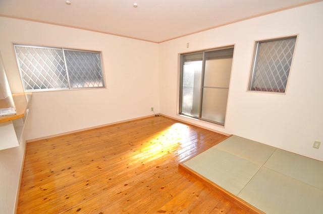 大蓮東1-22-30 貸家 解放感がある素敵なお部屋です。