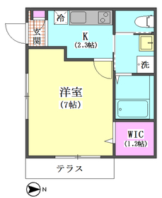 (仮称)矢口3丁目メゾン 101号室
