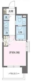 プライムアーバン早稲田3階Fの間取り画像