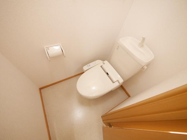 マロンハイム壱番館トイレ