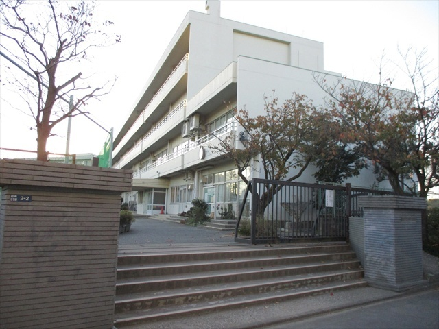 斉藤アパート[周辺施設]中学校