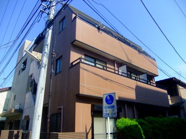 武蔵小杉駅 徒歩8分外観