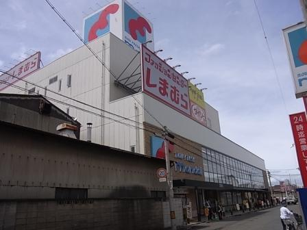 万代渋川店
