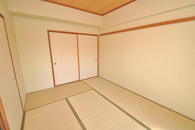 ソレアード三貴 ゆとりのあるベッドルームで快適な睡眠をとってくださいね。