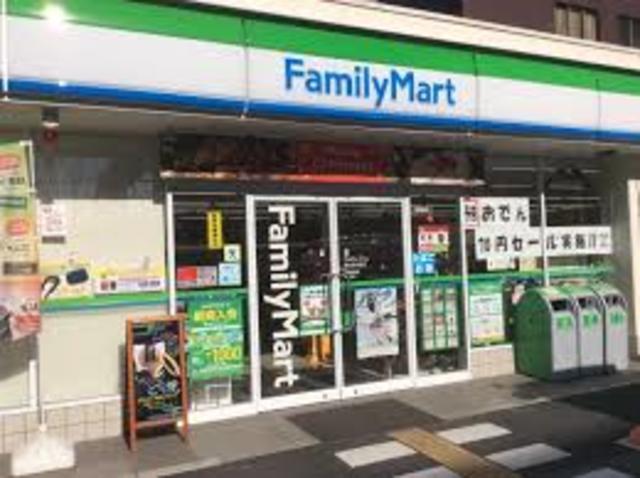 プリエール高井田 ファミリーマート高井田本通店
