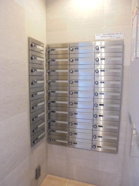 スカイコート板橋区役所前共用設備