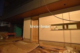 谷中銀座新築マンションの外観画像