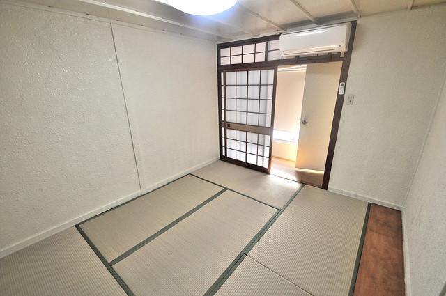 長栄寺第5コープ もうひとつのくつろぎの空間、和室も忘れてません。