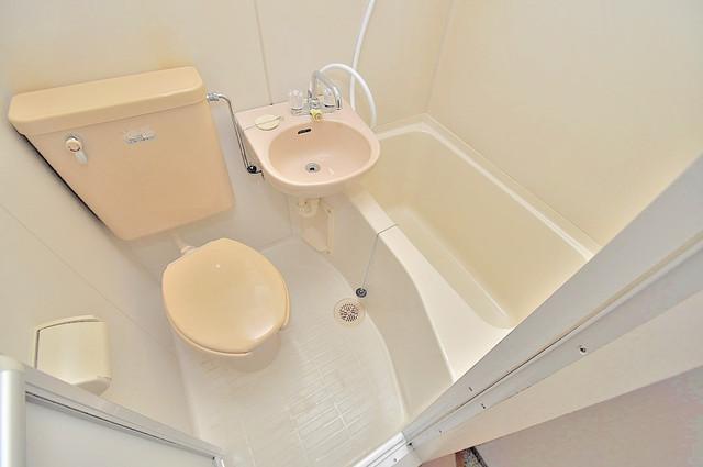 エンブレム巽西 シャワー一つで水回りが掃除できて楽チンです