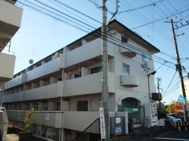 スカイコート戸塚外観