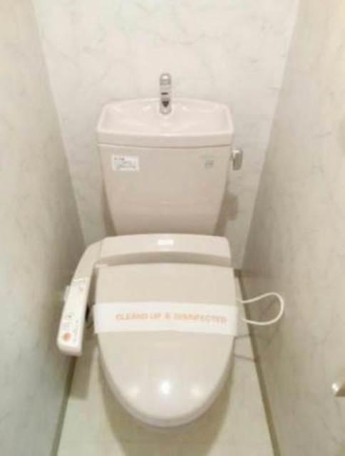 ガラ・ステージ御茶ノ水トイレ