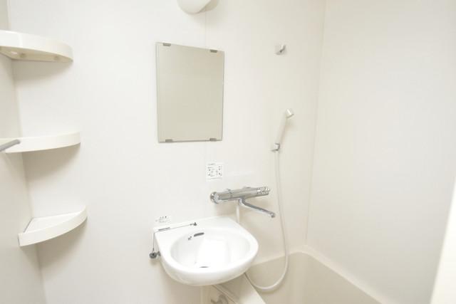 荻田第6ビル 小さいですが洗面台ありますよ