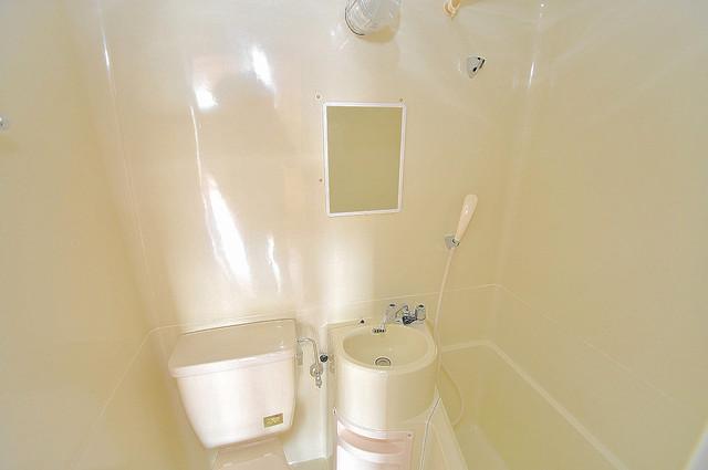 エルドムス陽光一番館 可愛いいサイズの洗面台ですが、機能性はすごいんですよ。