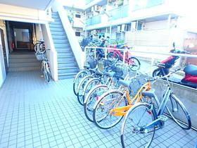スカイコート橋本2駐車場