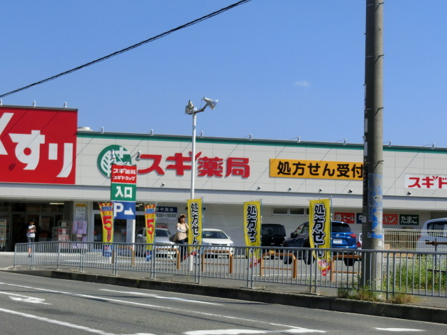 スギ薬局堺長曽根店