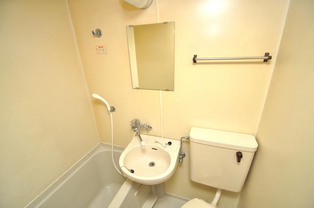 レオパレス布施  可愛いいサイズの洗面台ですが、機能性はすごいんですよ。