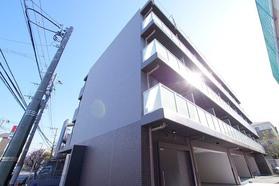 (仮称)鹿島田マンションⅡの外観画像
