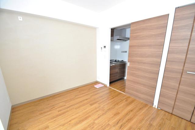 PARK HILLS 北巽 felice シンプルな単身さん向きのマンションです。