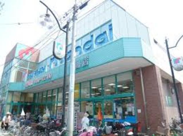 万代田島店