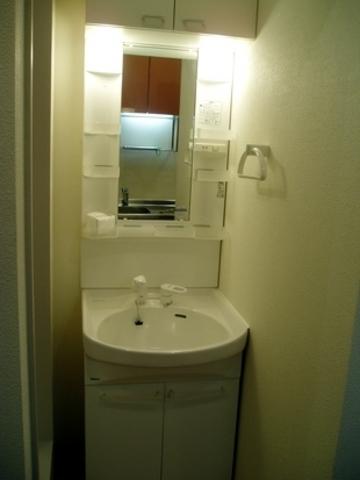 コーポDEW洗面所