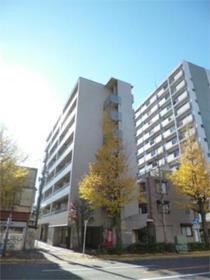 スカイコート新高円寺外観