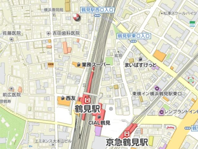 倉賀野ビル案内図