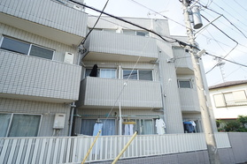 中野島駅 徒歩10分の外観画像