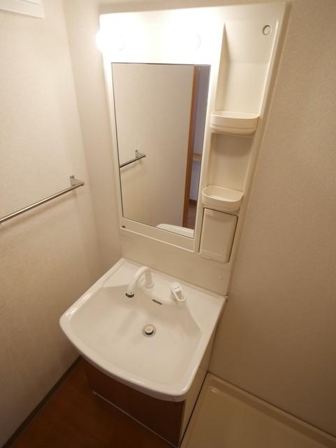 ヴィラエスポワール洗面所