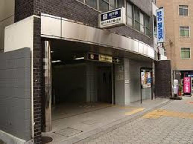 四天王寺前夕陽ケ丘駅(大阪地下鉄 谷町線)