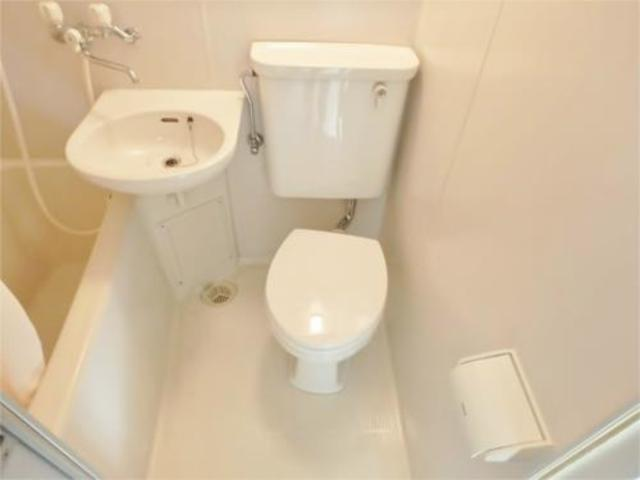 ニュースカイ桜ヶ丘トイレ