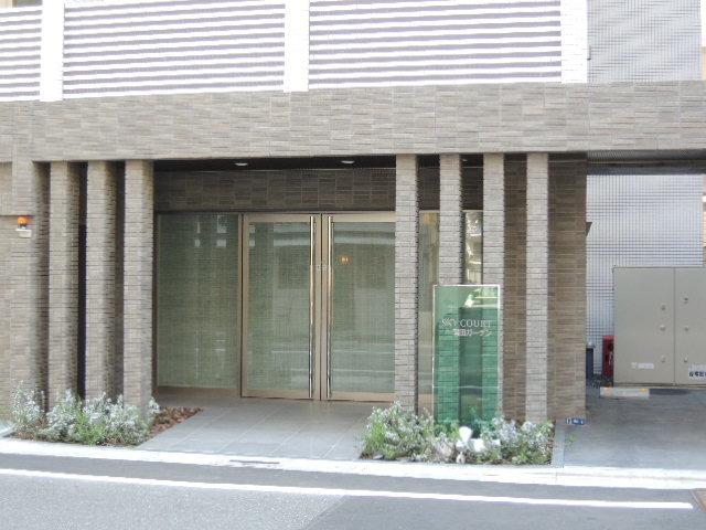 スカイコート蒲田ガーデンの外観画像