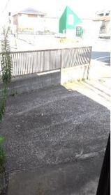 サマックスエトワールA棟駐車場